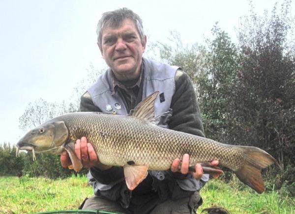 British Record Fish Committee Nick Simmonds