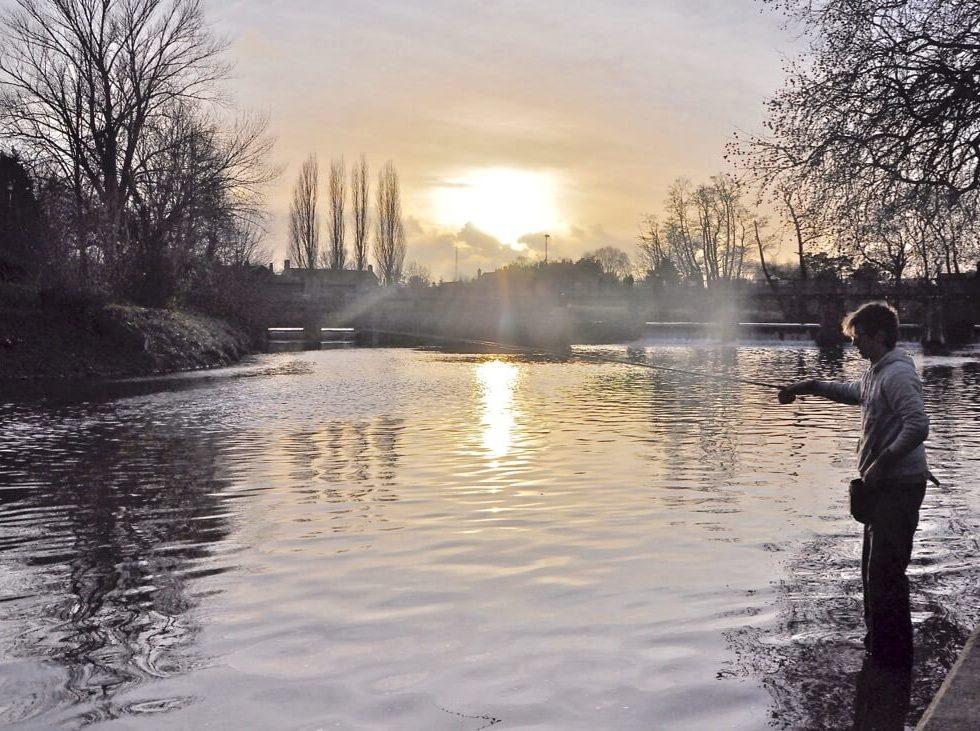 Winter Fishing Tips carp coarse