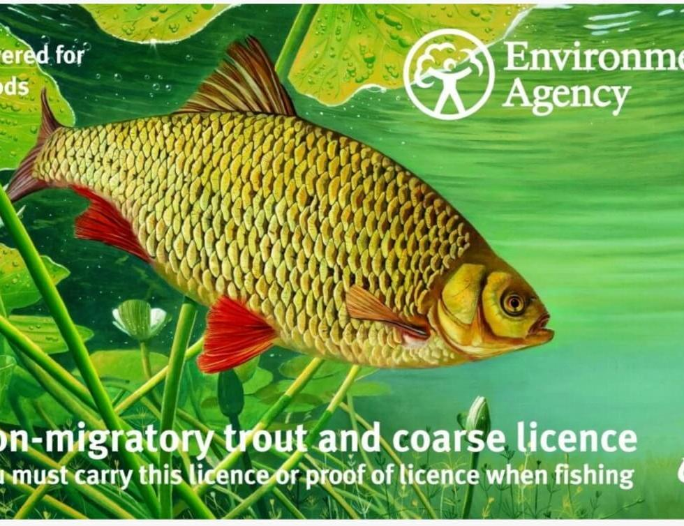 How is fishing licence money spent