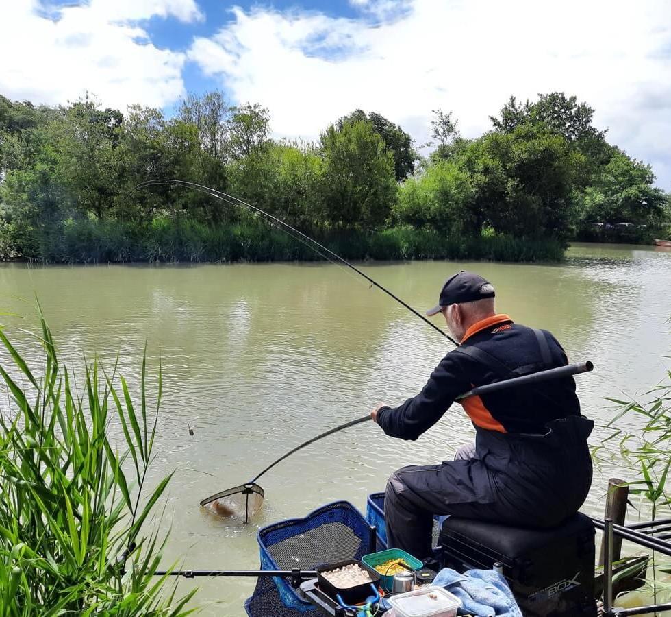 Beginning match fishing tips
