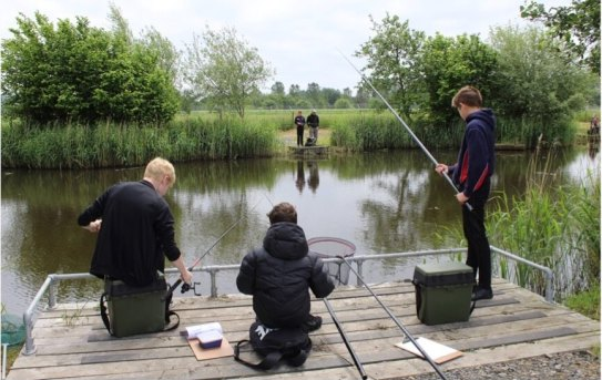 Fishery solutions angling trust club members