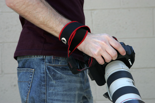 Travel tip 2 – Protecting your camera from theft etc.