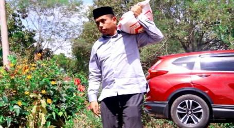 BungSam Berbagi kembali Santuni Warga Miskin di Aceh Tengah