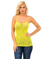 Allover lace brings a romantic touch to this camisole. The adjustable straps provide a custom fit. Mon, 04 Oct 2021 06:01:11 +0400
