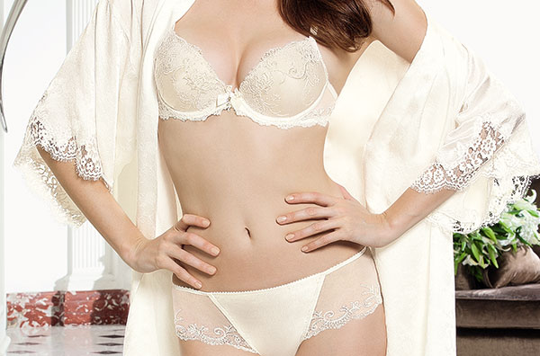 Lise Charmel Bridal Lingerie on Lingerie Briefs