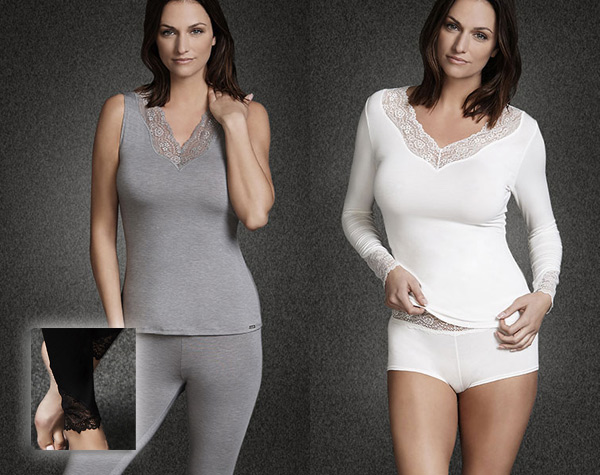 Body Bliss Warmwear by Montelle Intimates on Lingerie Briefs