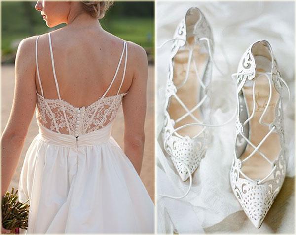 Bridal Briefs on Lingerie Briefs