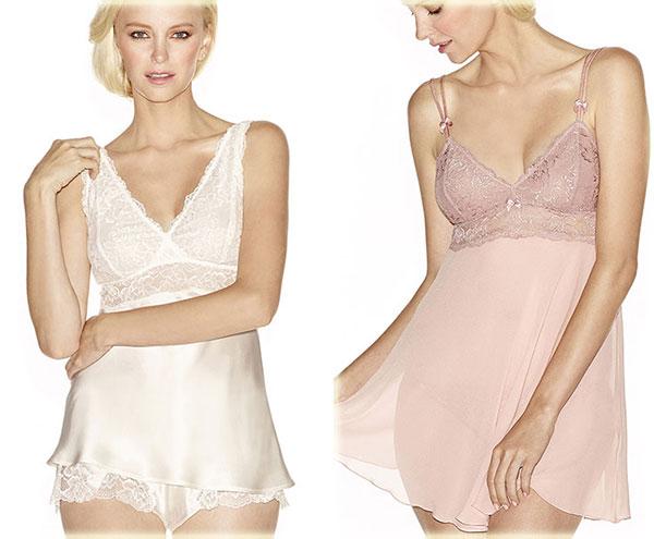 NKiModesilk bridal lingerie on Lingerie Briefs