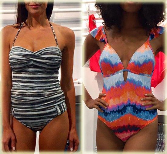 La Blanca and Kenneth Cole swimwear on Lingerie Briefs