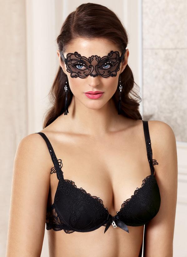 Lise Charmel's seductive Soir de Venise lingerie collection