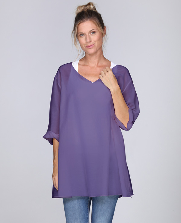 Jammy Beans new Silk & Cotton tunic