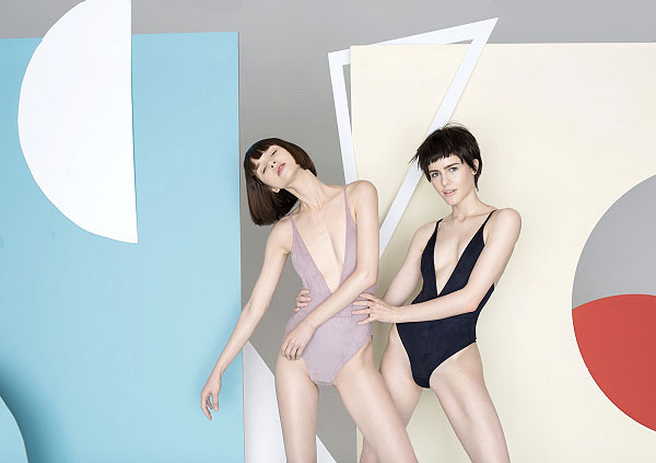 Undress Code featured in The Gallery on Lingerie Briefs