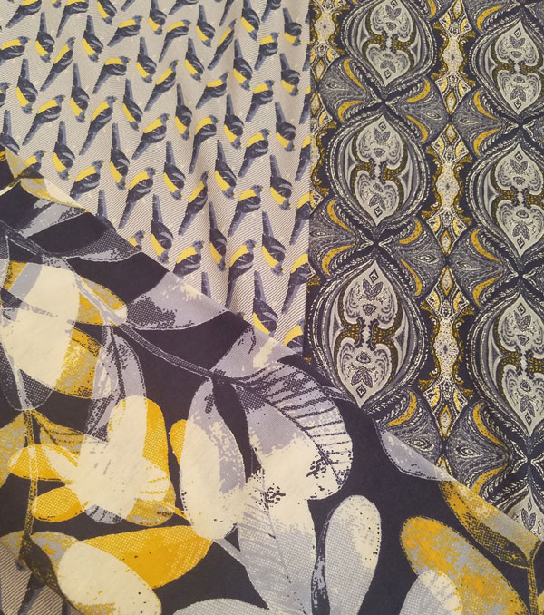 Calida prints on Lingerie Briefs
