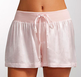 PJ Harlow Mikel – Satin Boxer Short With Draw String