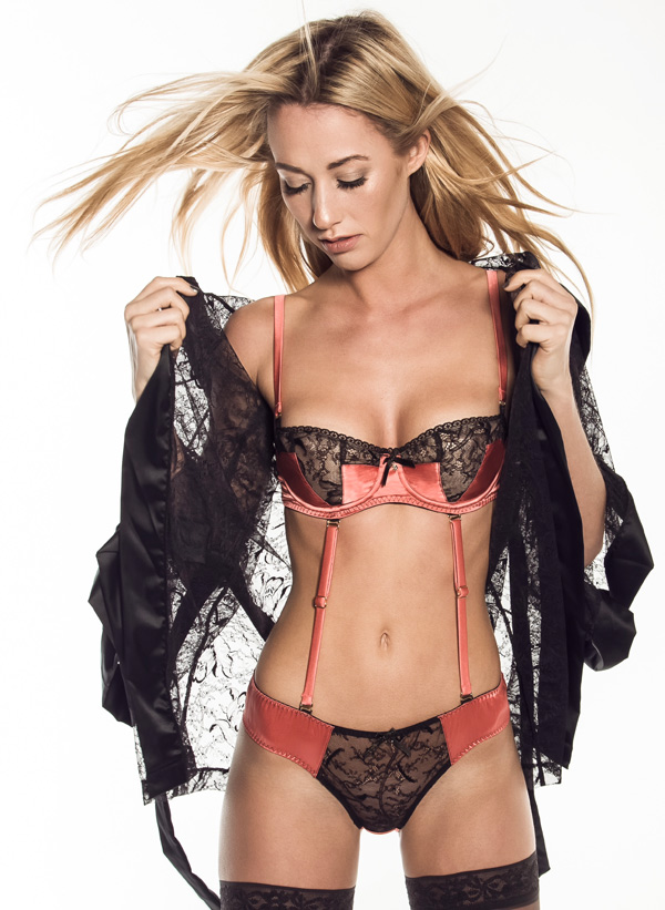 Pure Chemistry LOST PARADISE Collection featured on Lingerie Briefs