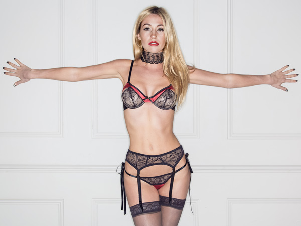 Pure Chemistry Spellbound collection featured on Lingerie Briefs
