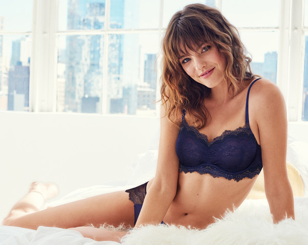 Wink Worthy Bralette by b.tempt'd - featured on Lingerie Briefs