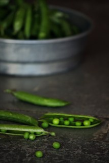 Fresh Peas - style 2