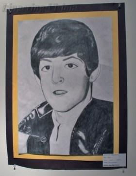 Entitled: Paul Medium:Pencil Grade: 9