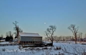 Monday Morning Moon(w)