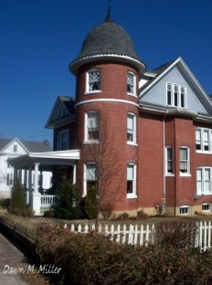Older Homes of Downtown Strasburg(w)# (3)