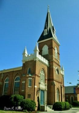 First Presbyterian Church(w)