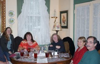 Me, Carole, and my cousins