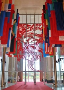 Kinky Boots at the Kennedy Center Windows# (13)