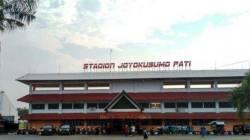 Stadion Joyokusumo Kabupaten Pati yang telah dipersiapkan untuk perhelatan Porprov Jateng mendatang. AzizAF/Lingkar.co