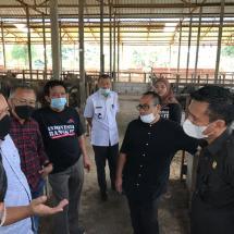 Muhammad Samsun Lakukan Kunjungan ke Perusahaan Peternak Sapi Untuk Pastikan Stok Daging Kurban Tercukupi Saat Idul Adha