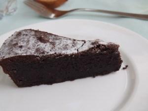 氷河特急ケーキ
