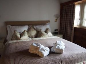シュロスホテル部屋
