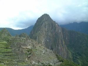 ペルーの旅自体は楽しかったんですよ。