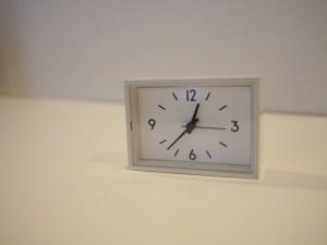 駅の時計・ミニ