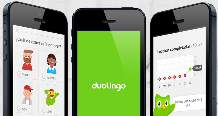duolingo apps for learning english