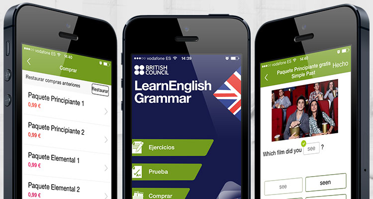 british council learn english grammar
