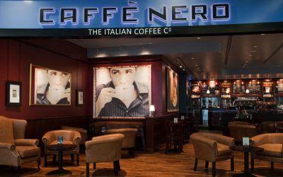 """جيري فورد.. مؤسس سلسة مقاهي """"كافي نيرو"""""""