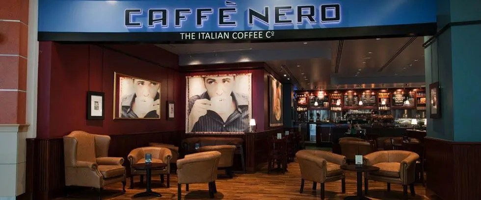 """جيري فورد.. مؤسس سلسلة مقاهي """"كافي نيرو"""""""