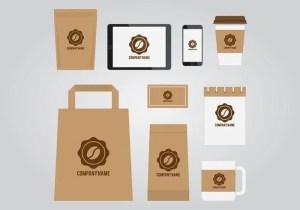 vector-coffee-branding-template