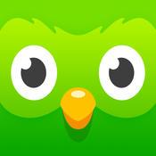 Приложение для изучения английского Duolingo