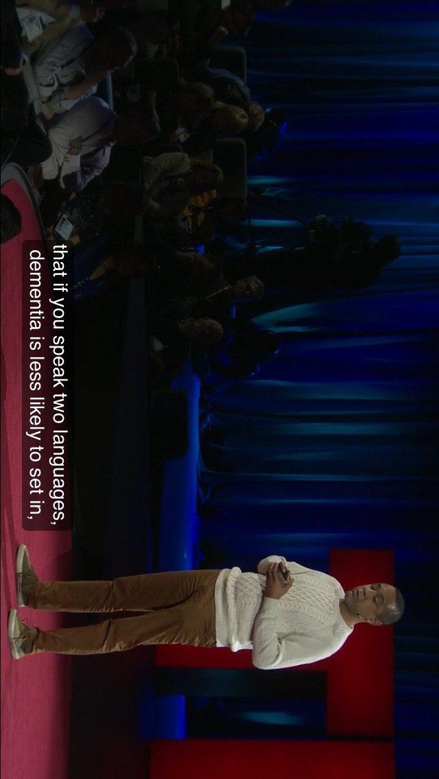 Приложение TED для iPhone, iPad и Android