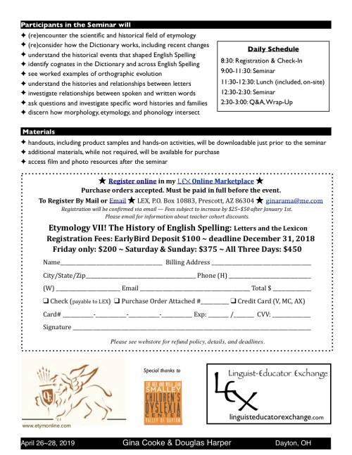 LEX | Linguist-Educator Exchange