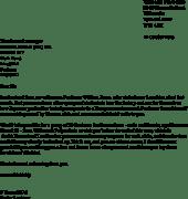 Формальное письмо на английском, пример официального письма