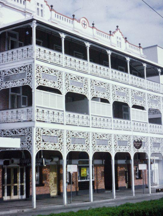 колониальная Австралия - Buncha