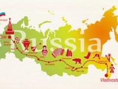 о стране на английском - Russia