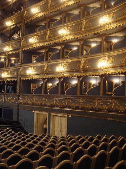 Prague - Ставовский театр