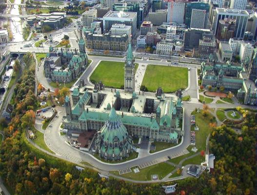 Канада Parliament Hill