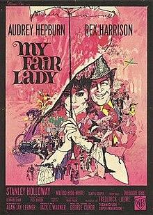 Старые английские фильмы про любовь - My Fair Lady
