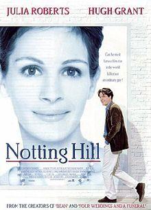 Старые английские фильмы про любовь - Notting Hill