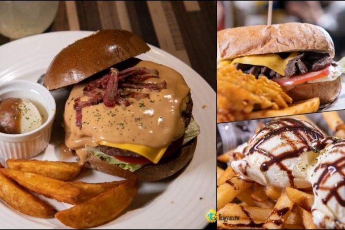 史丹貓美式餐廳 西門店》捷運西門站美食推薦|高CP值可客製化的美式漢堡|Stan & Cat
